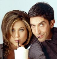 Friends-Rachel & Ross 2
