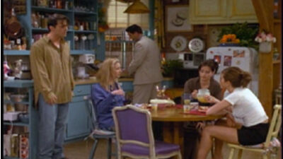 Monica's Apartment | Friends Central | FANDOM powered by Wikia