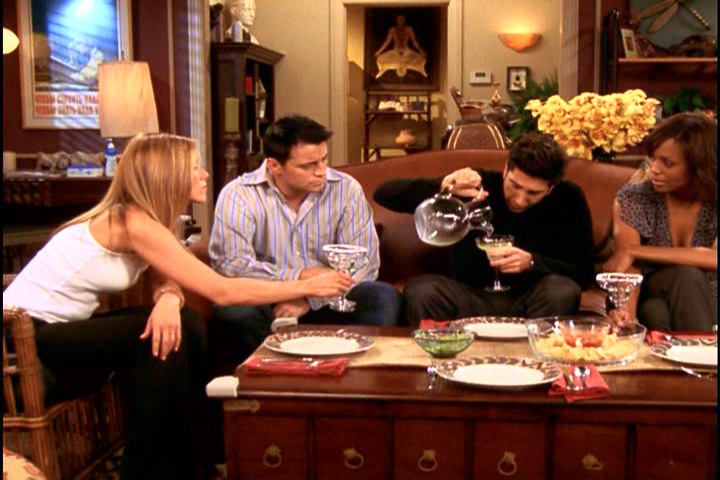 The One Where Ross Is Fine | Friends Central | FANDOM