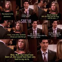 Ross & Rachel (8x18)