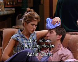 Rachel & Ross (1x05)