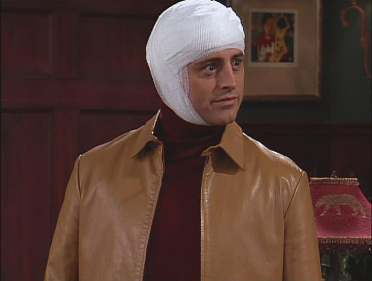 The One With Joey's New Brain | Friends Central | FANDOM powered by