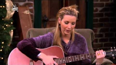 Friends - HD - Phoebe's Christmas Song
