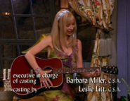 Phoebe Plays Guitar - 7x01