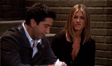 Ross and Rachel (8x05)