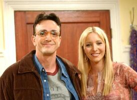 Phoebe and David