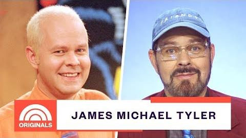 'Friends' Actor James Michael Tyler Talks Gunther's Best Lines - TODAY Original
