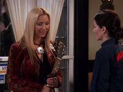 Phoebe at Javu