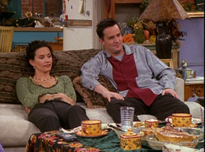 Monica&Chandler -5x08
