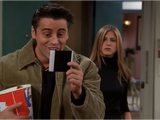 The One With Ross' Sandwich