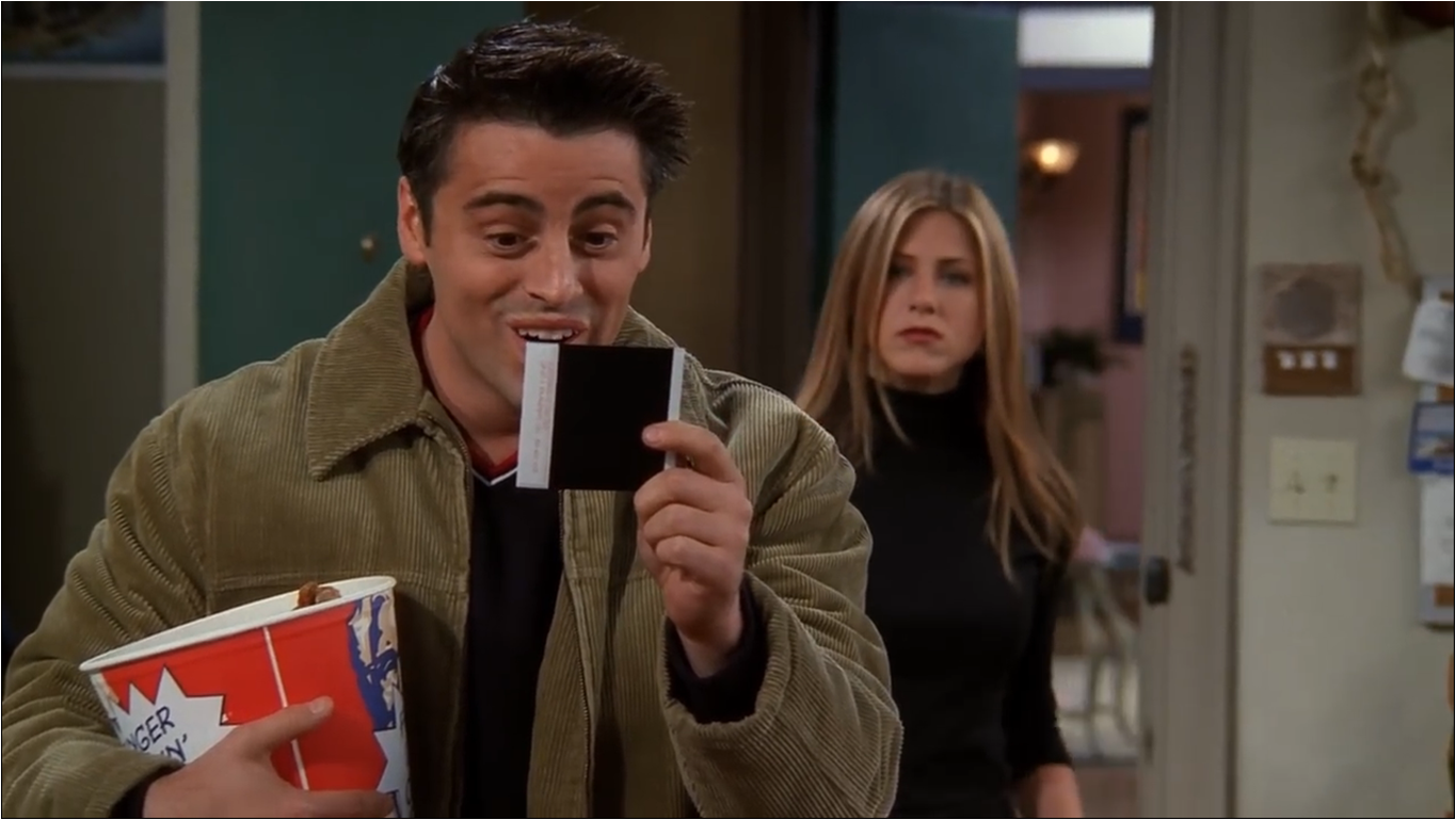 Sexual discussion is one thing joey like