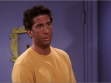 The One With Ross' Tan