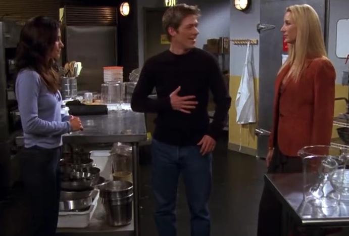 When Does Monica Start Dating Richard