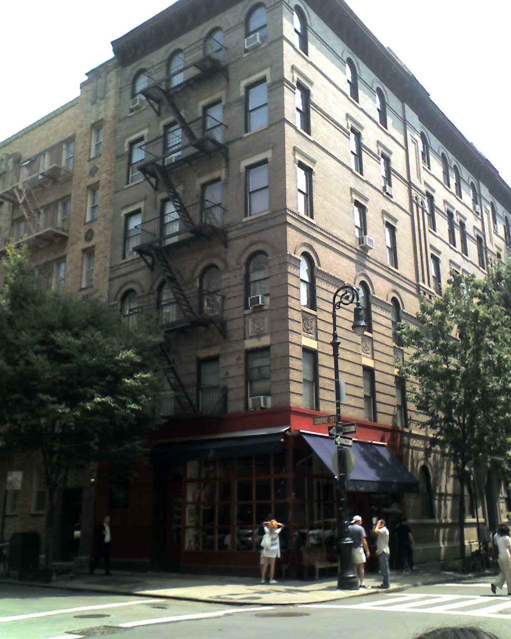 New York Friends Central Fandom Powered By Wikia