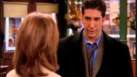 Best of Ross in Friends Season 2