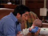 The One With Ross' Inappropriate Song
