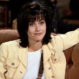 Monica yellow jacket