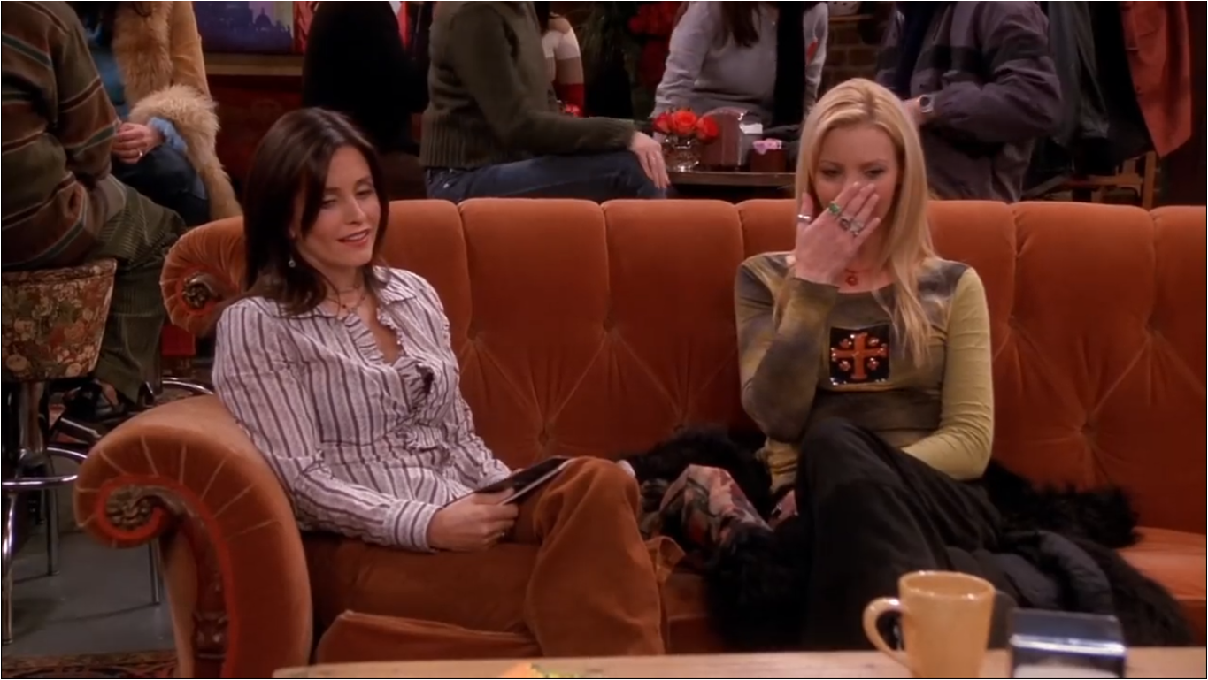The One With The Mugging | Friends Central | FANDOM powered