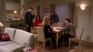 Ross' First Apartment