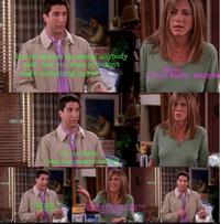 Rachel & Ross (8x21)