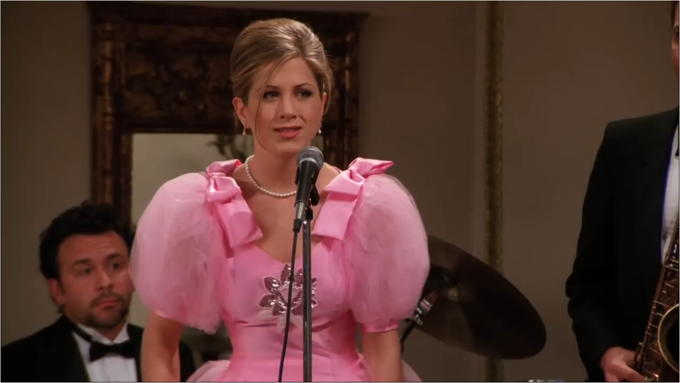 The One With Barry And Mindy's Wedding | Friends Central