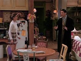 Ross & Rachel (1x19)