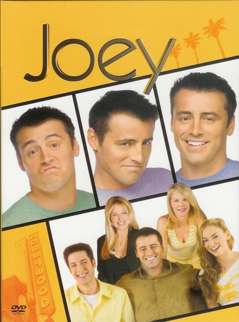 Season 1 (Joey) | Friends Central | FANDOM powered by Wikia