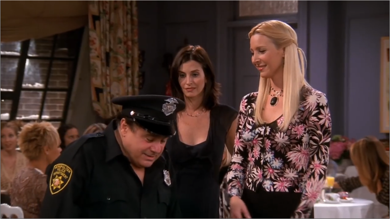 The One Where The Stripper Cries | Friends Central | FANDOM ...