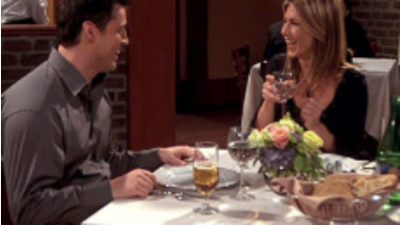 Joey and Rachel | Friends Central | FANDOM powered by Wikia