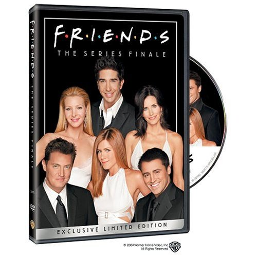 Friends: The Series Finale (DVD) | Friends Central | FANDOM powered