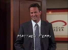 Chandler Bing theme