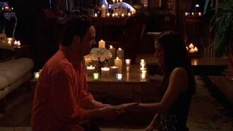 "Friends - ""the Proposal"" Chandler & Monica"