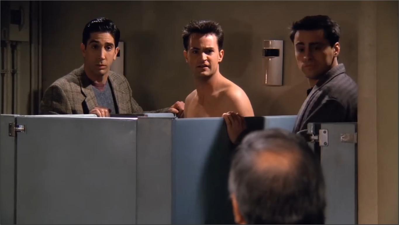 Joey tribbiani nude