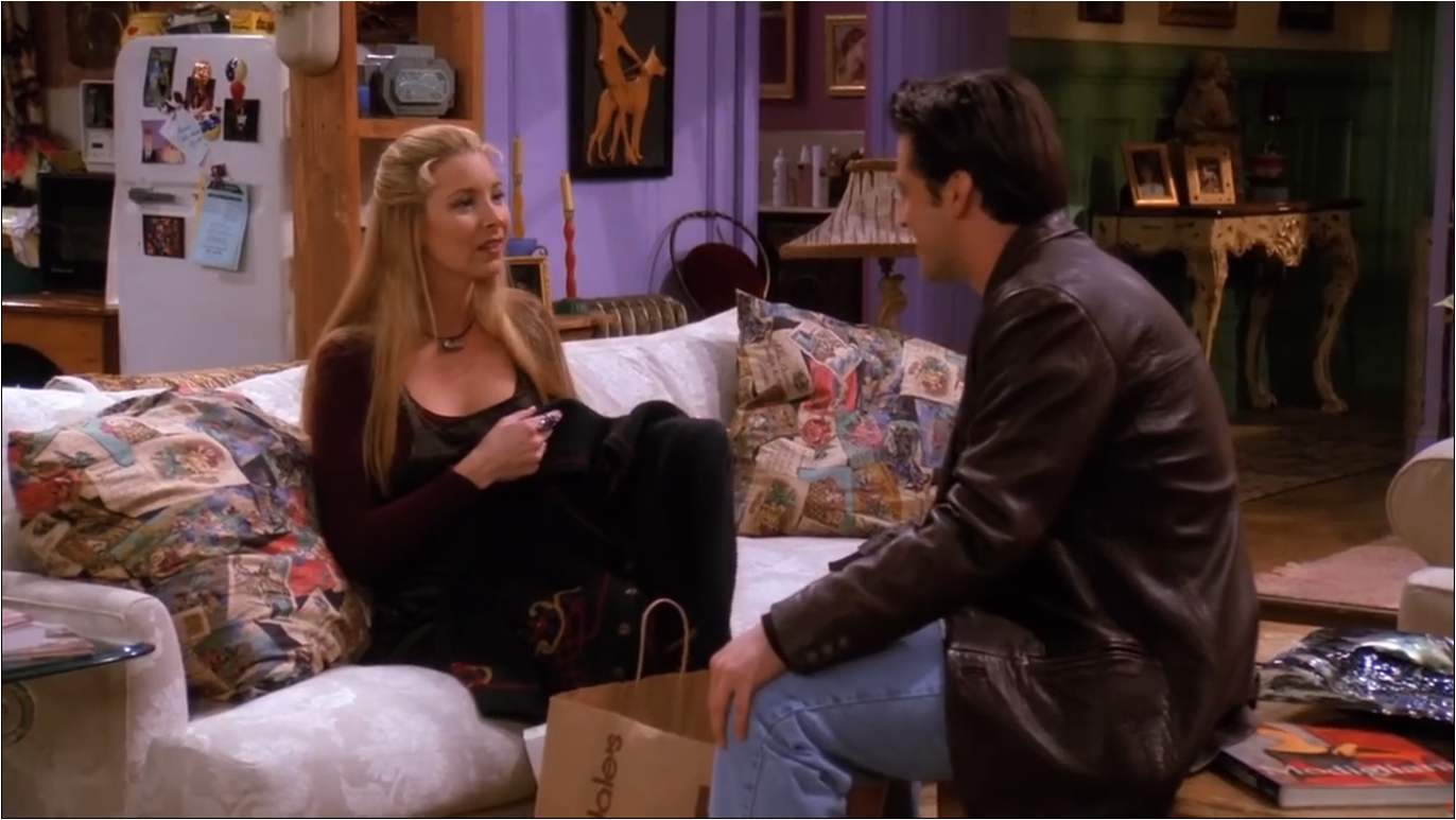 The One With Two Parts, Part 1 | Friends Central | FANDOM