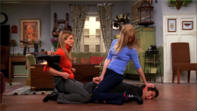 The One With Unagi | Friends Central | FANDOM powered by Wikia