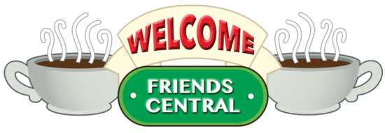 Friends-welcome