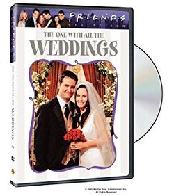 Friends - The One with All the Weddings DVD