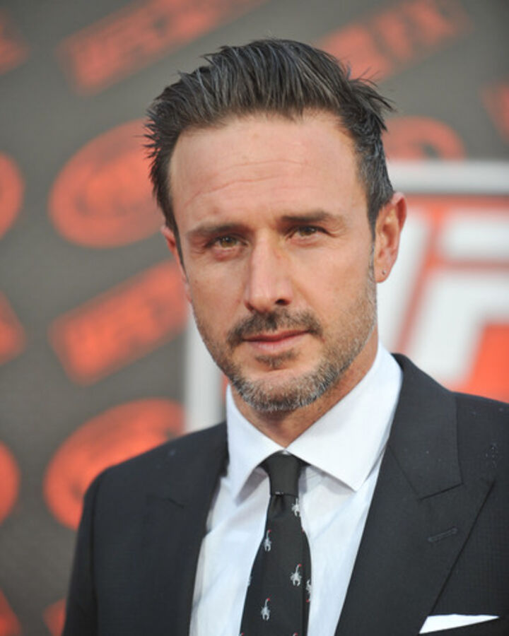 David Arquette | Friends Central | Fandom