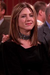 Rachel black shirt