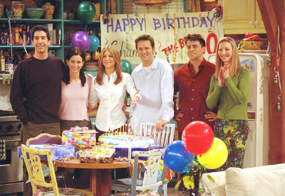 The One Where They All Turn Thirty | Friends Central