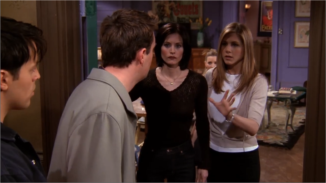 The One With All The Haste | Friends Central | FANDOM powered by Wikia