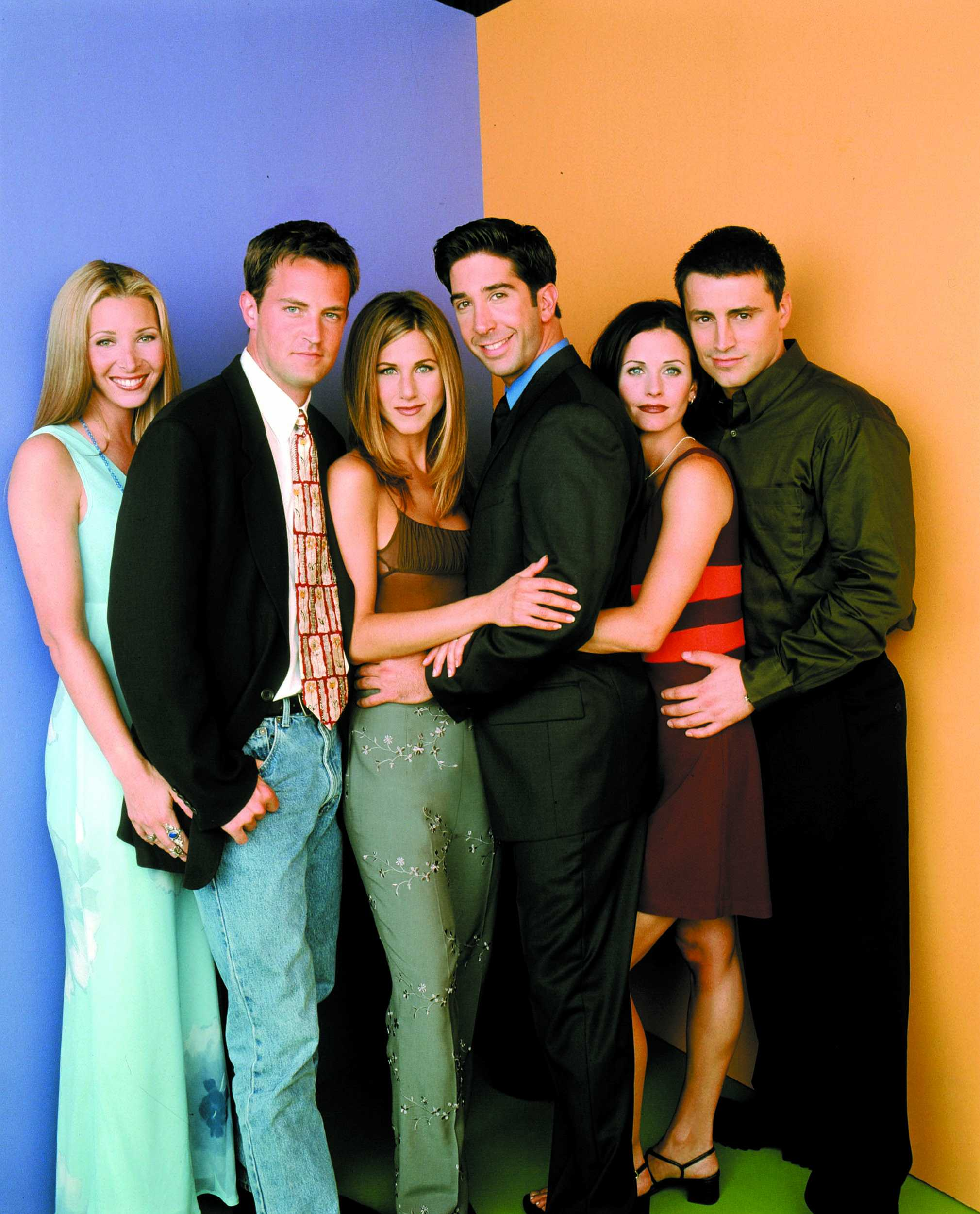 Season 4 Friends Central Fandom