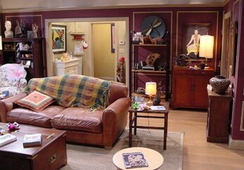 Ross Third Apartment Friends Central Fandom Powered