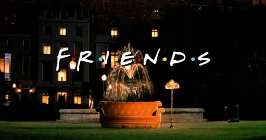 Image result for friends season 5 title card