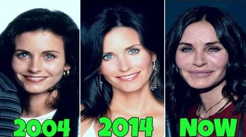 Friends Celebrities Now And Then - Stars Then And Now - Actors Then And Now - Celebs Then And Now