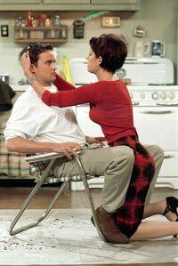 Chandler and Kathy
