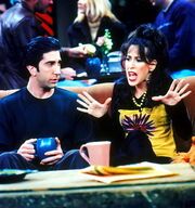Janice and Ross