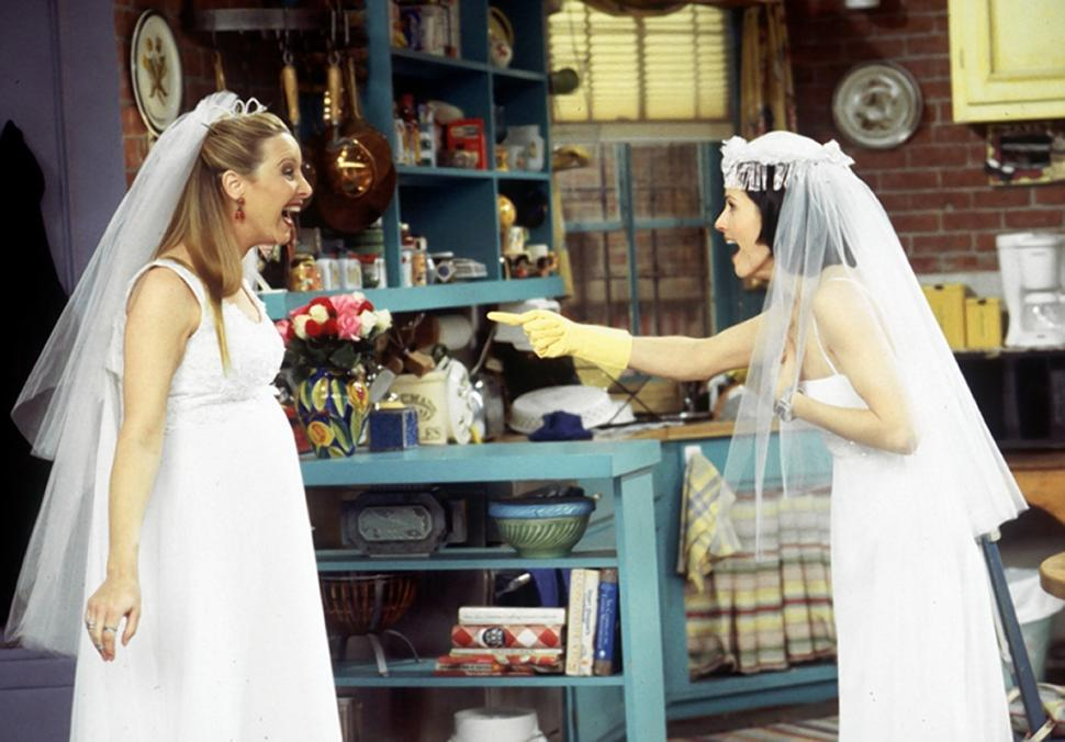 The One With All Wedding Dresses