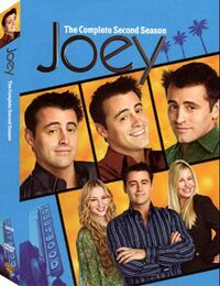 Joey The Complete Second Season