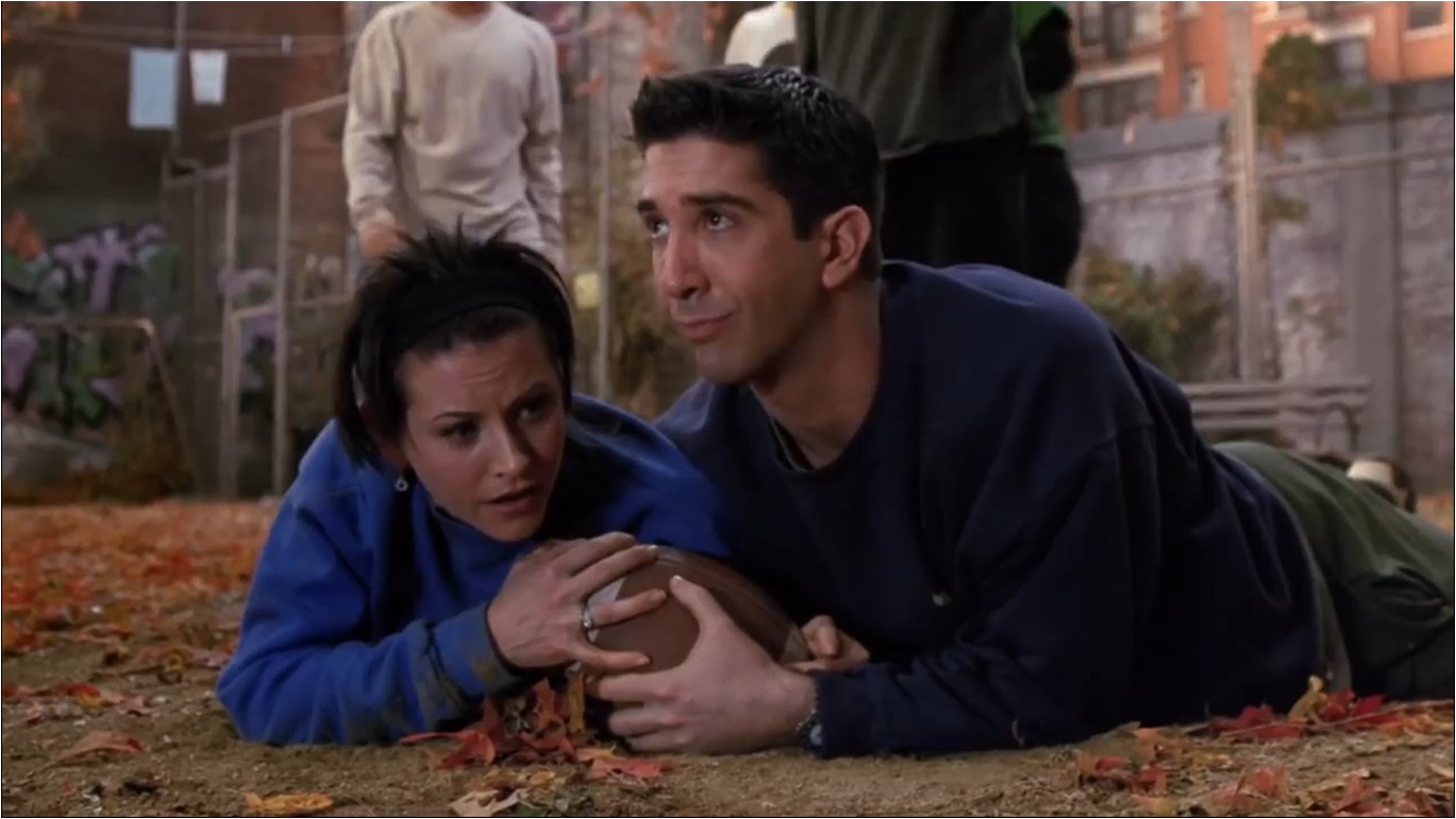 7a48a464b The One With The Football | Friends Central | FANDOM powered by Wikia